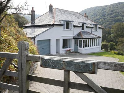 Photo for Stunning Family Home With Views To Sea And large Grounds to Explore