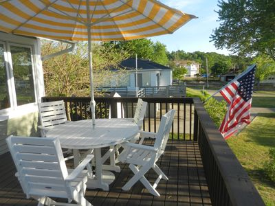 Photo for Best Cottage Close to Harbor, Lake, Downtown Shops!  Right Where You Want to Be!