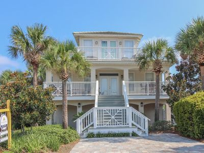 Photo for It's All Good, Lake and Gulf Views, South of 30-A, Private Heated Pool, Very Close to Beach!