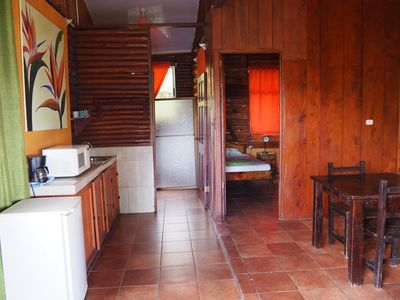 Supreme Cabin special for family with great views of the lake