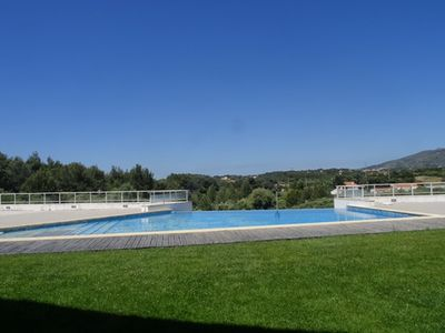 Photo for Luxury apartment with pool in Cascais