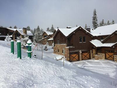 Photo for Luxury 4BR, Close to Lumberjack Lift, Exclusive Lewis Ranch, Hot Tub