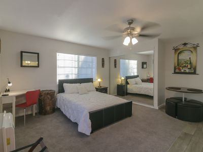 Photo for Spacious and Comfortable South Bay Studio B