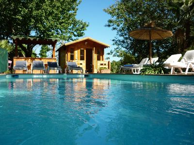 Photo for villa in golf st tropez with pool and Jacuzzi heat
