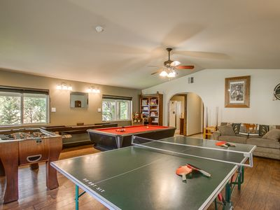 Photo for Creekside Lodging, Perfect Family Vacation, Recreation Area, Games, Pet Friendly