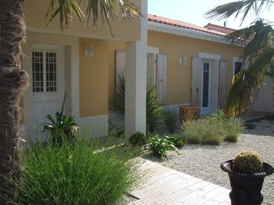 Photo for 5BR House Vacation Rental in Châtelaillon-Plage, Nouvelle-Aquitaine