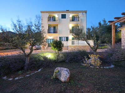 "Photo for Room ""Zelena"" for 2 pers. in the 1. Floor with balcony to the national park ""Paklenica"""