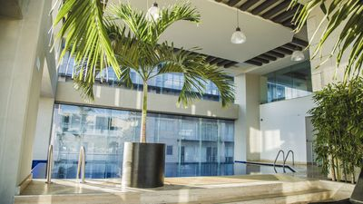 Photo for Brand New Residential Condo in Mexico City with pool, cinema, bowling and more.