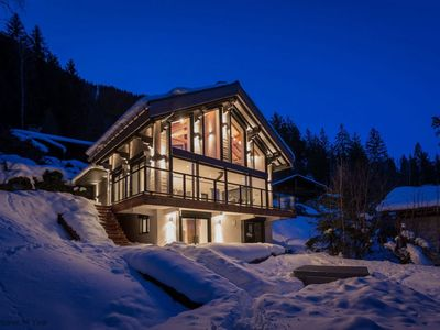Photo for Chalet La Source -  a self catered chalet that sleeps 8 guests  in 4 bedrooms
