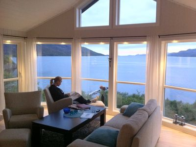 Photo for House with stunning views !!
