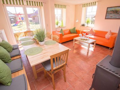 Photo for FW 6/4 room apartment (62m², max 6 pers.) - Family holiday farm *** Ostseeland Rerik