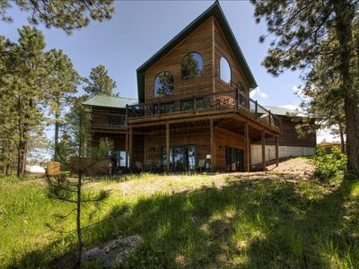 5 bedroom Cabin 3 miles from Deadwood on Paved Roads