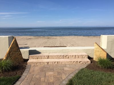 Photo for Beachfront Home on Lake Ontario w/ 50' of Sandy Beach!
