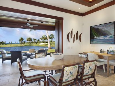 Photo for Luxurious Villa 4 w/ Exclusive Resort-style Amenities,The Lodge at Kukui'ula