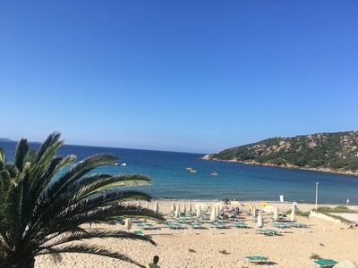 Photo for Mediterranean Apartment with Terrace & Sea View; Parking Available, Pets Allowed