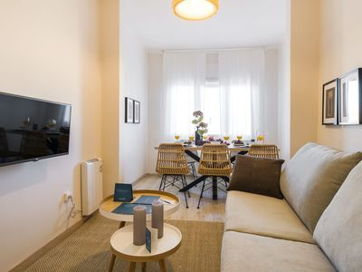 Photo for Rocafort 604 - Four Bedroom Apartment, Sleeps 7