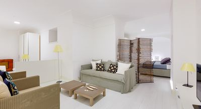 Photo for White Stylish Apartments - Superior Basement floor