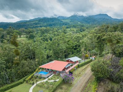 Photo for Cabin 1 & 2 in Arenal Rain Forest Cabins