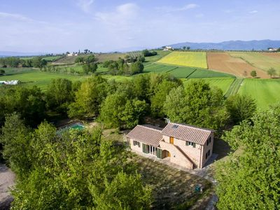 Photo for Holiday house Marciano della Chiana for 5 persons with 2 bedrooms - Holiday house