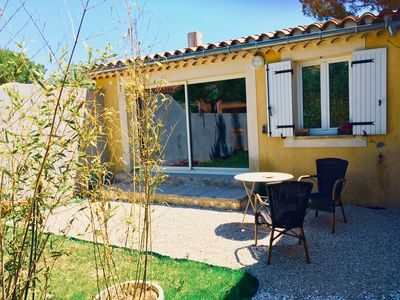 Photo for The small house at the foot of Ventoux