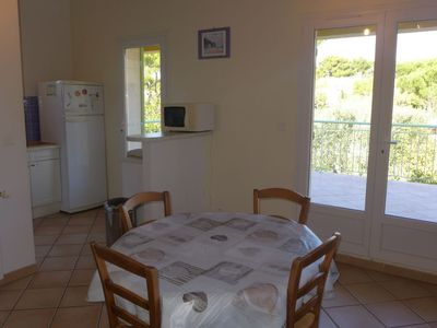Photo for Apartment in Six-Fours-les-Plages with Parking, Internet, Washing machine, Terrace (103545)