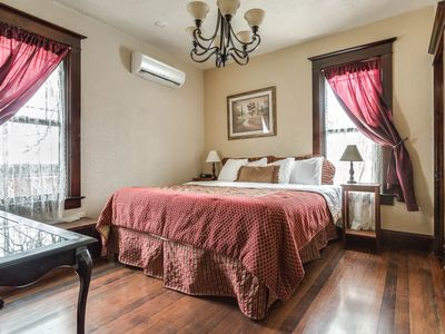 Photo for Beautiful Historic Apartment in Downtown Provo (Tuscan Moon)