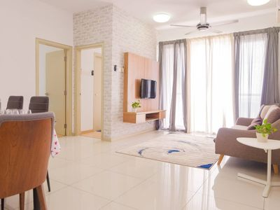 Photo for 2BR Family Suite Great Location in Shah Alam City