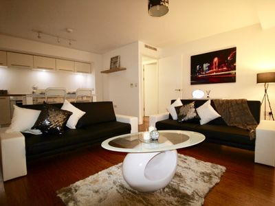 Photo for Modern, Sleek Apartment Close To Leeds City Centre