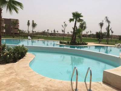 Photo for Prestigia Golf city: Superb fully equipped apartment ideal for families