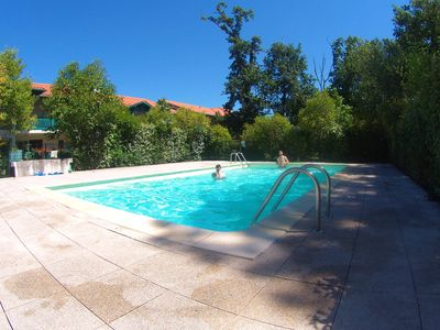 Photo for 4 Star Apartment: Exclusive, Idyllic, Close to Nature, Pool, South France Coast