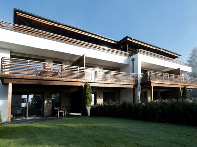 Photo for Large and modern apartment near the ski slopes and golf course