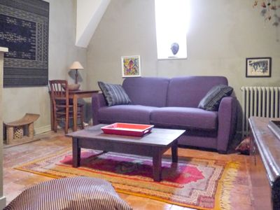 Photo for Amazing apt in Saumur and Wifi