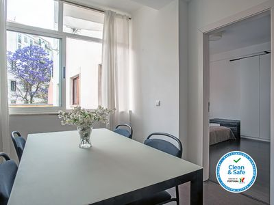 Photo for Apartment is located on the hill of access to the Bairro Alto
