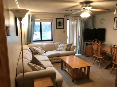 Photo for Mountain Lodge 2 bedroom Convienient Slopeside/Village Accommodations