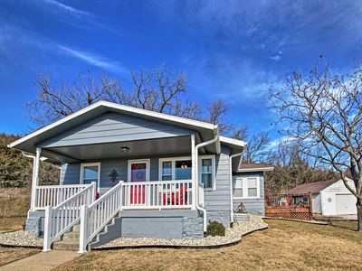 Photo for Charming Manhattan House 8 Miles from KSU Campus!