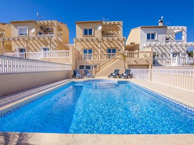 Photo for JUAN, Cozy villa in Calpe with wifi included