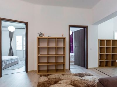 Photo for 2BR Apartment Vacation Rental in Bucharest, Bucharest