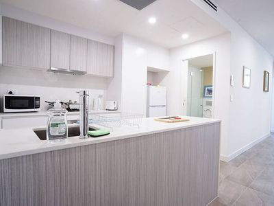 Photo for Dee Why Modern Apartment with Parking