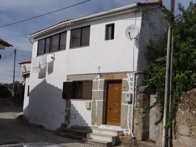 Photo for Typical house in the town center of Rebordelo