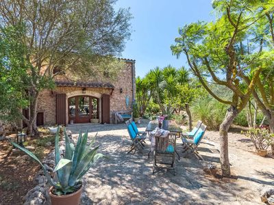 Photo for Apartment Pina / Pina  in Costitx, Majorca / Mallorca - 6 persons, 3 bedrooms