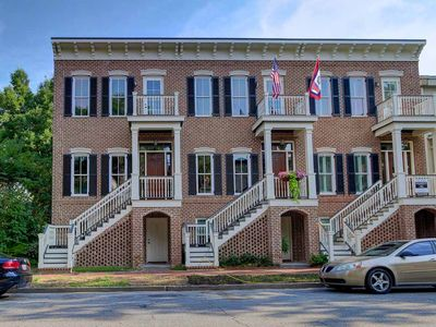 Photo for Stay with Lucky Savannah: Huge, Modern Town Home in Historic Downtown