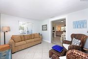 Updated canal front home with private pool located near Siesta Key Village!!