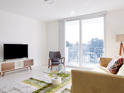 Photo for Sonder | Grove 27 | Lively 3BR + 2 Balconies