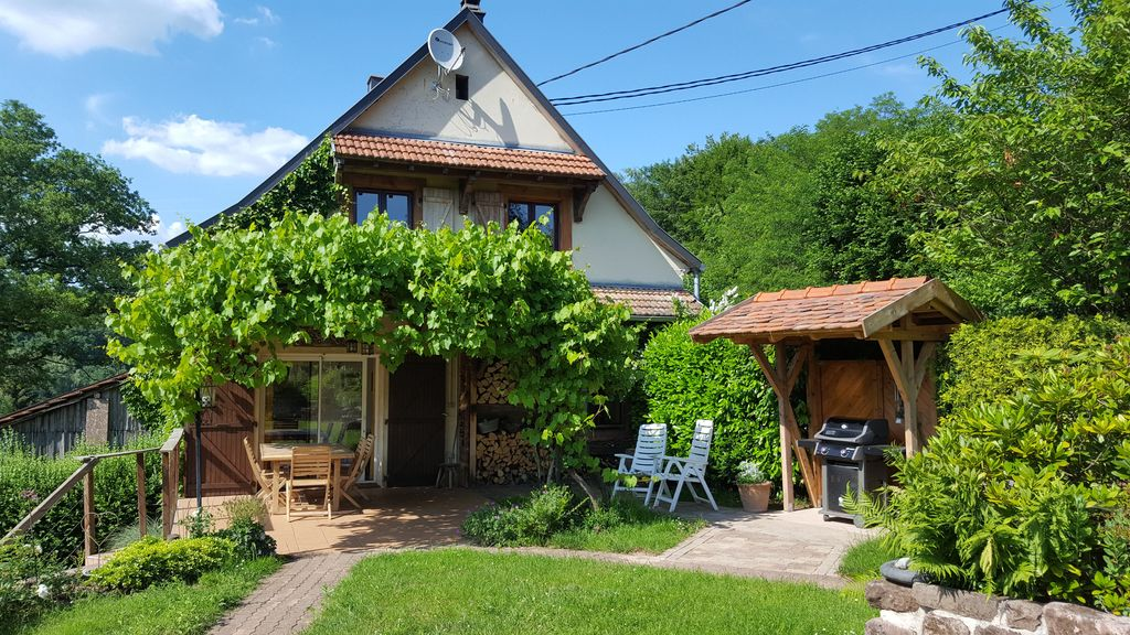 Tieffenbach holiday home located at tieffenbach, nearby la petite pierre
