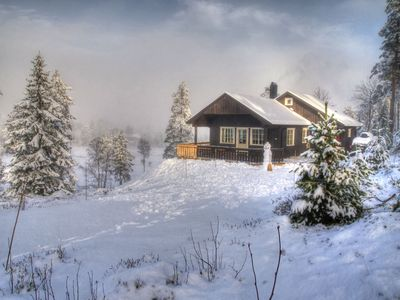 Photo for 3BR House Vacation Rental in felle, telemark