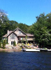 Lake Muskoka year round cottage