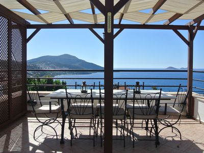 Photo for Charming 4 Bed Villa in the Old Town with Panoramic Sea and Mountain Views