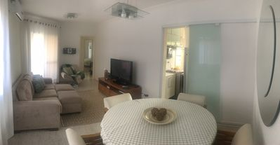 Photo for Pitangueiras, 3 bedrooms, 2 suites, air conditioning, 2 vacancies, Wi-Fi, cable TV.