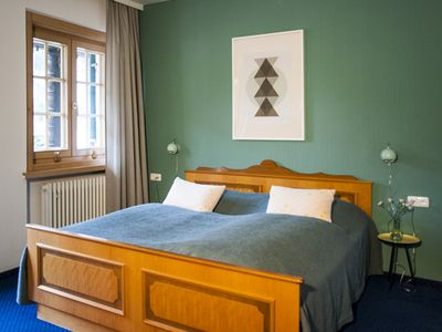 Photo for Medium comfort double room with balcony (25m²) - Hotel & Restaurant Alpenrose Bayrischzell