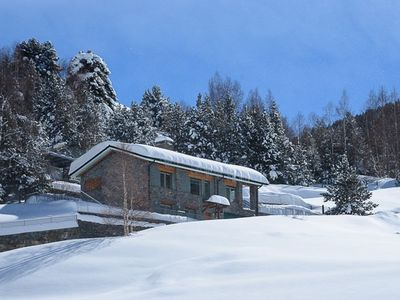 Photo for wonderful setting overlooking the Tarter, indigenous garden, close to ski slopes